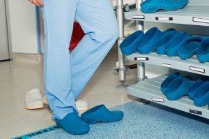 buty u lekarza