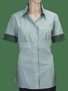 bluzka jola zielona