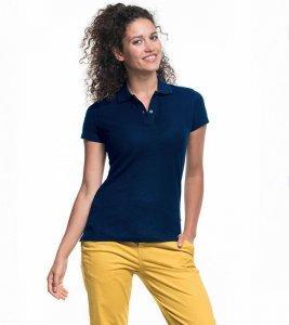 koszulka polo ladies cotton