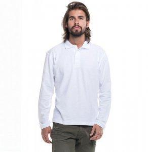 koszulka polo long cotton
