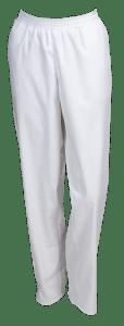 spodnie damskie wicia biale