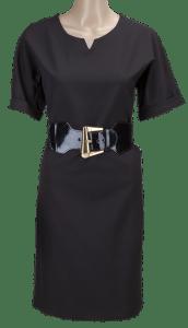 sukienka wera z paskiem